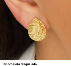 BRINCO GOTA CRAQUELADO