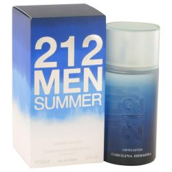 212 MEN SUMMER 100ML – CAROLINA HERRERA